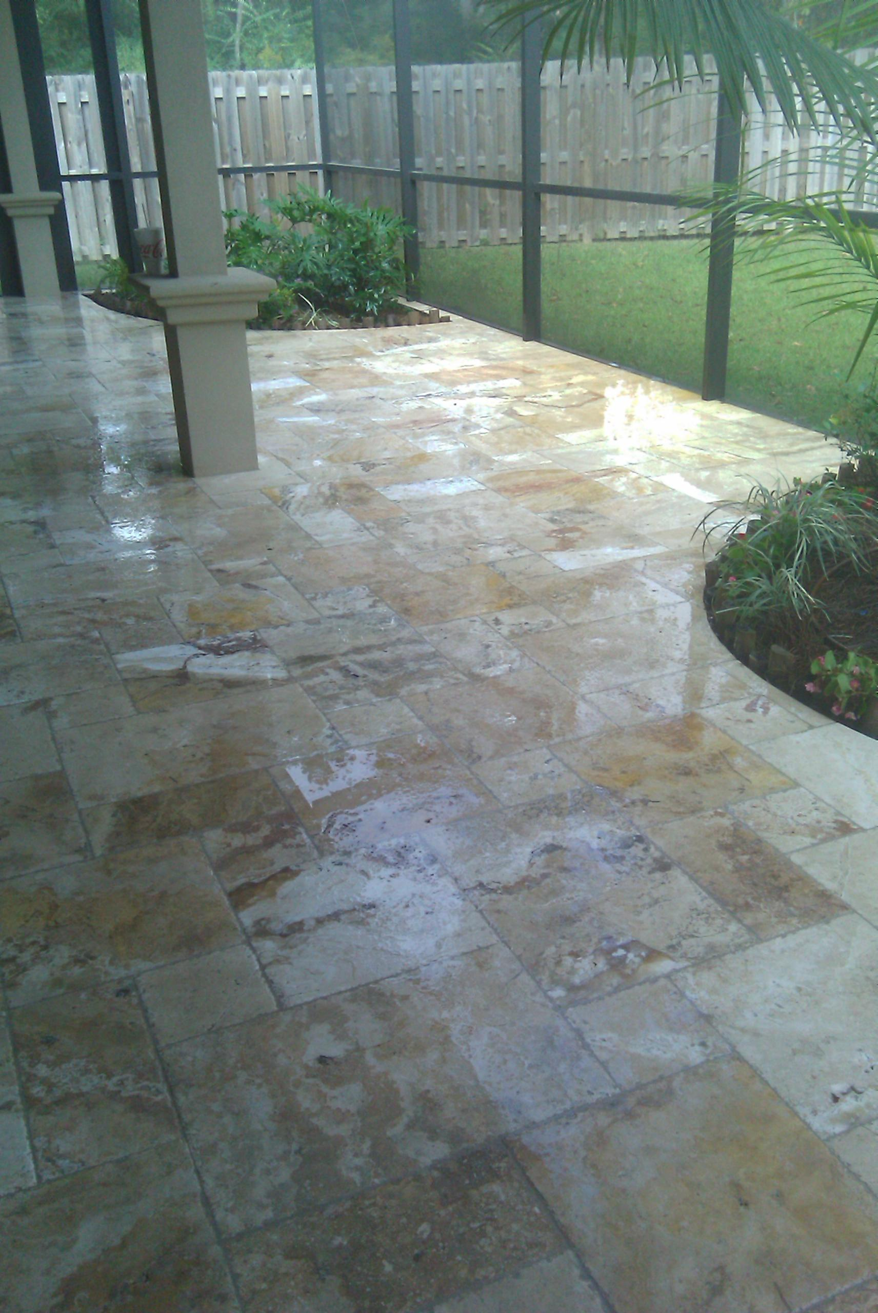 Travertine Flooring Mobile AL